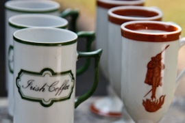 Irish Coffee Cups