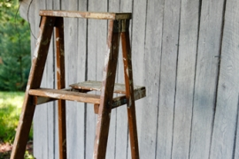 Distressed Ladder