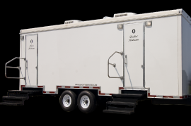 Stonegate Luxury Restroom Trailer