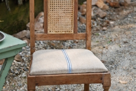 Grain Sack Chair