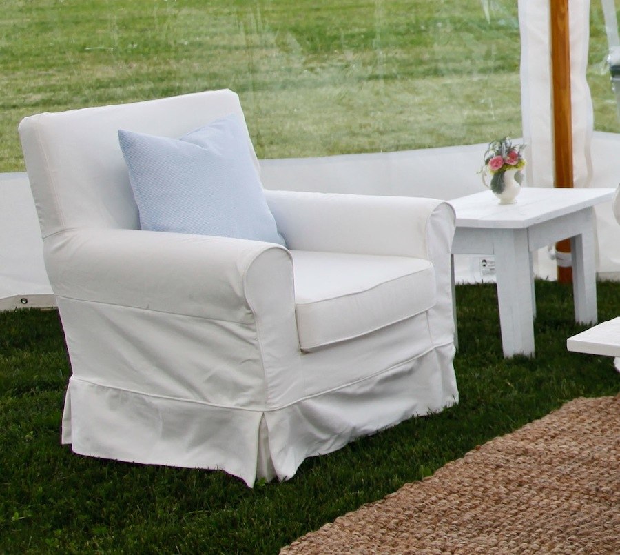 White upholstered arm chair white upholstered chair use them as the